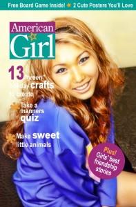 Cover American Girl