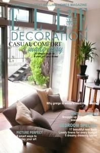 Cover ELLE Decoration