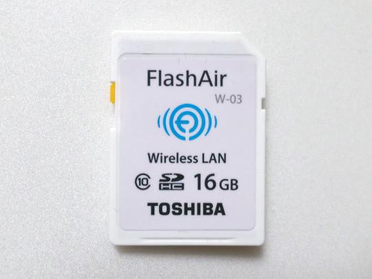 FlashAir W-03