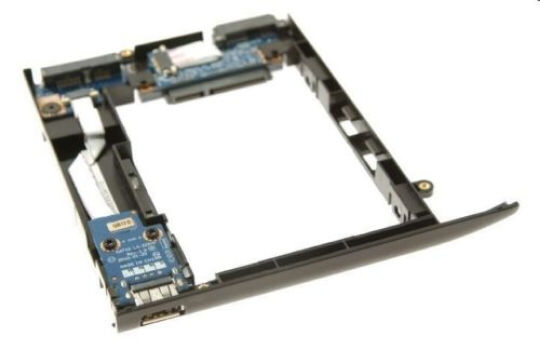 HP 598787-001 HDD Carrier Kit for 2.5-inch Drives