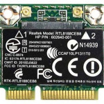 HP 602993-001 Realtek 8188BC8 802.11a/b/g/n 2x2 WiFi and Bluetooth 3.0+HS Combo Adapter