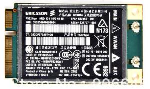HP 632155-001 Ericsson hs2340 HSPA+ Mobile Broadband Module
