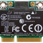 Realtek 8188GN 802.11b/g/n 1x1 WiFi Adapter