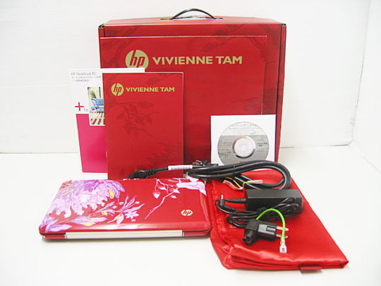 HP Mini 1000 Vivienne Tam Edition