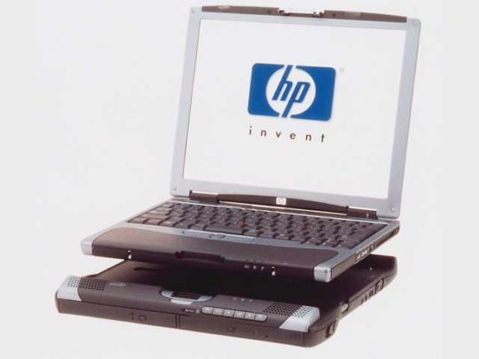 HP omnibook 500