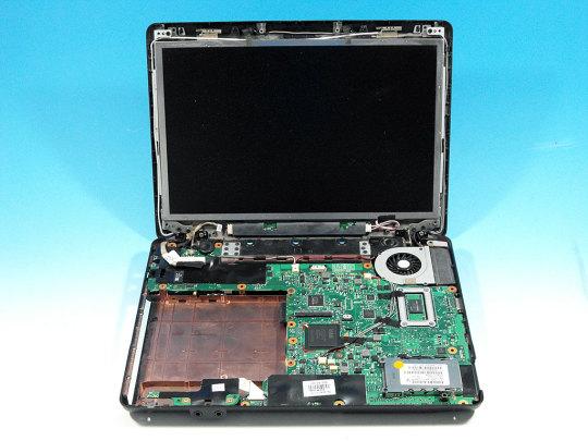 HP_2230s 液晶インバーター交換