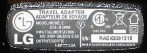 LG STA-U13WR
