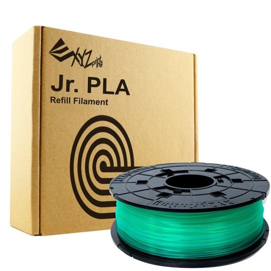 da vinci Jr. 1.0 Filament Clear Green
