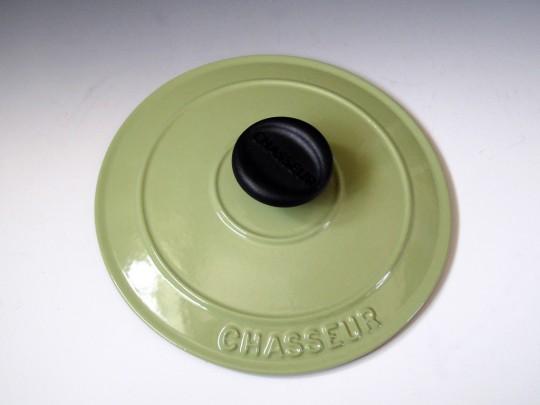 Chasseur 18cm Round Casserole Pistachio