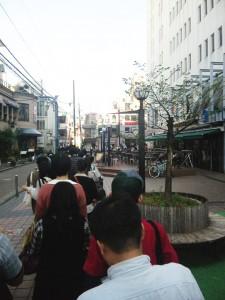 北海道物産展 東急百貨店・吉祥寺店