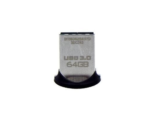 SanDisk Ultra Fit USB 3.0 Flash Drive 64GB