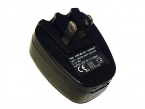 THE SHARPER IMAGE AC Power Supply Charger