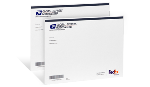 USPS Global Express Guaranteed