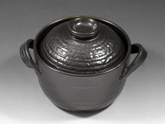 ふっくら炊飯土鍋
