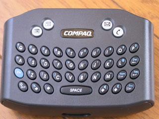COMPAQ iPAQ Keyboard