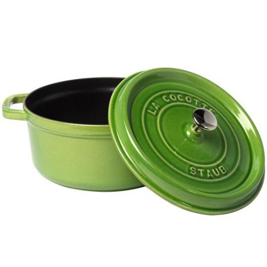 Staub La Cocotte avocado Color