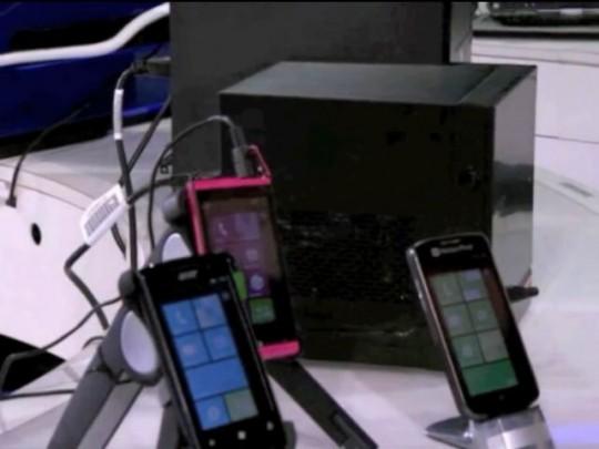 Fujitsu Windows Phone 7.5