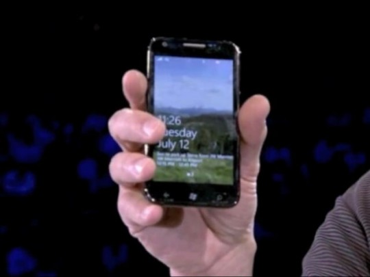 Samsung Windows Phone 7.5